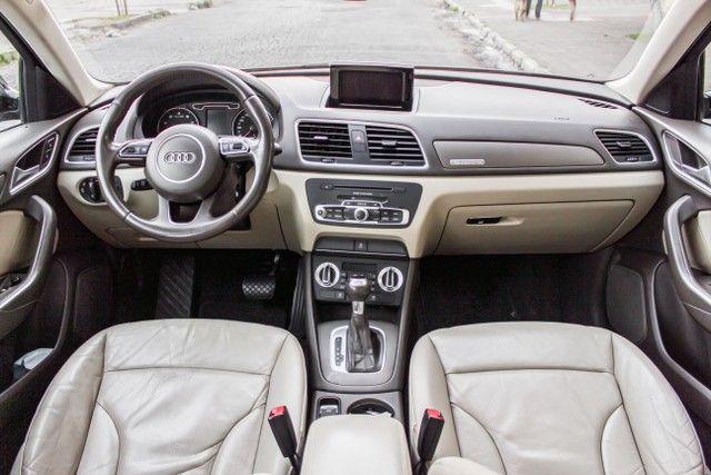Audi Q3 2.0 TFSI Attraction S Tronic Quattro - Foto 9