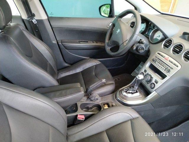 PEUGEOT 408 FELINE automático ano 2012 - Foto 13