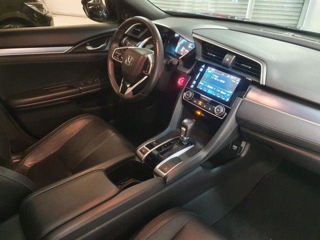 Honda CIVIC SEDAN TOURING 1.5 TURBO 16V AUT 4P - Foto 10