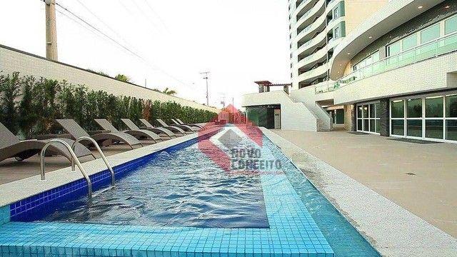 Apartamento com 4 dormitórios à venda, 164 m² por R$ 1.320.000 - Guararapes - Fortaleza/CE - Foto 3