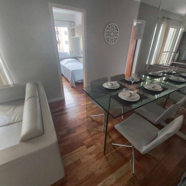 1/ Pronto para morar,  AP 03 quartos com varanda ! NOVO- Entrada 60x . Doc grátis  - Foto 2
