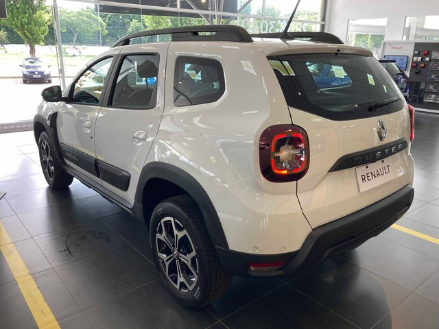 Duster Iconic com Pack Outsider 2022 0km - Foto 6