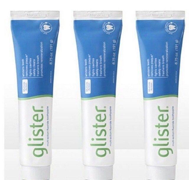 Creme dental Glister  - Foto 3