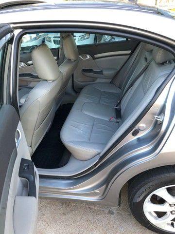 Civic EXR 2.0 aut 2014 - Foto 14