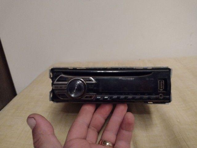 Toca CD Pioneer pen drive
