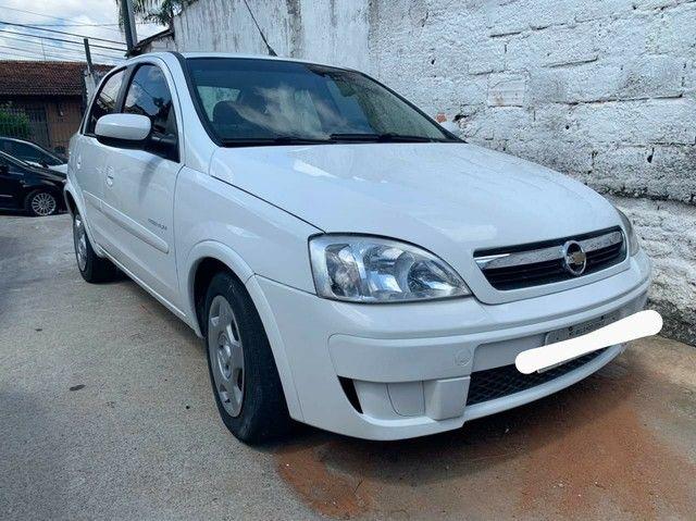 Vendo ou troco Corsa Sedan Premium - Foto 4
