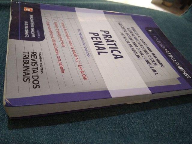 Livro Prática Penal 11ª edição - Foto 2