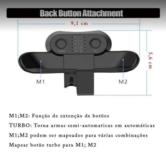 Adaptador Paddles Turbo para PS4 - Foto 2