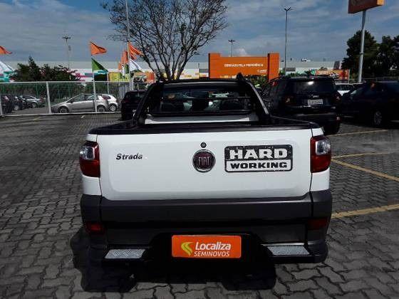 STRADA 2019/2020 1.4 MPI HARD WORKING CS 8V FLEX 2P MANUAL - Foto 2