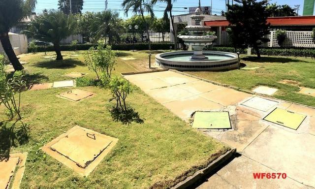Giardini di Napoli, apartamento no Guararapes, 3 quartos, 2 vagas, próx shopping Iguatemi - Foto 16