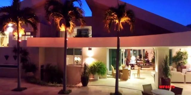 Mansão em Fortaleza, casa duplex nas Dunas, 4 suítes, gabinete, bairro de Lourdes - Foto 19