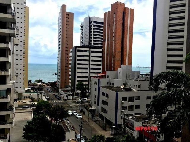 Palmares, apartamento no Meireles, vista mar, 4 suítes, 5 vagas, lazer completo - Foto 13