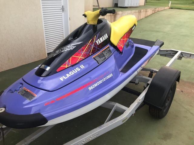 Yamaha Blaster Jet Ski