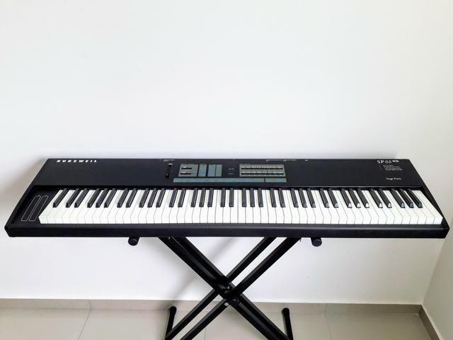 Piano Digital kurzweil Sp88x
