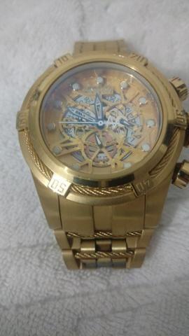 d2f6f94844e Relógio esqueleto de Zeus - Bijouterias