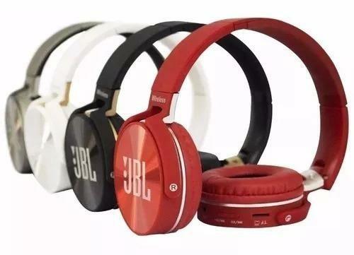 Fone de ouvido jbl jb950 super bass bluetooth Cartão Sd Rádio