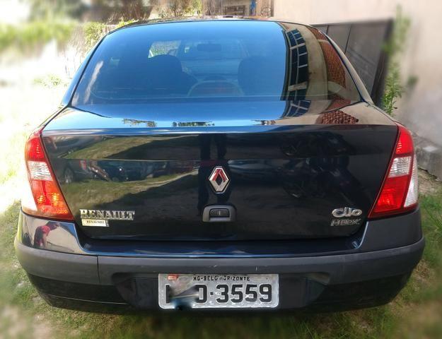 Clio sedan 1.6 2006 Completo - Foto 2
