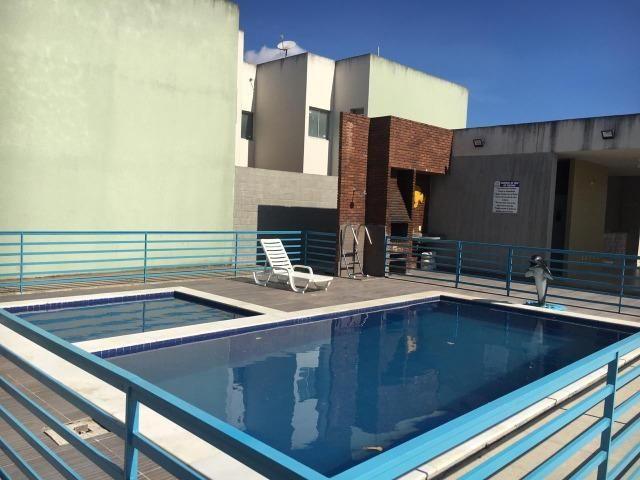 Lindo 2 quartos, reformado, nascente, condomínio fechado em Rio Largo - Milano 1