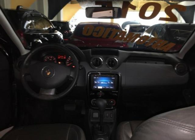 Renault Duster 2.0 16v Dynamique Hi-flex Aut. 5p - Foto 5