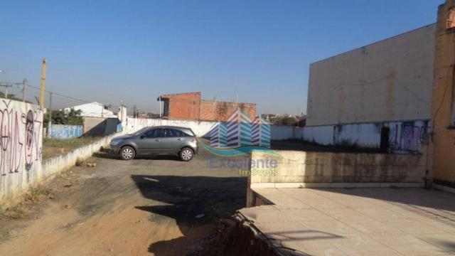 Terreno comercial para locação, Vila Real, Hortolândia - TE0078. - Foto 2