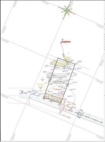 Terreno à venda, 1281 m² por R$ 281.890,00 - Estados - Fazenda Rio Grande/PR - Foto 7