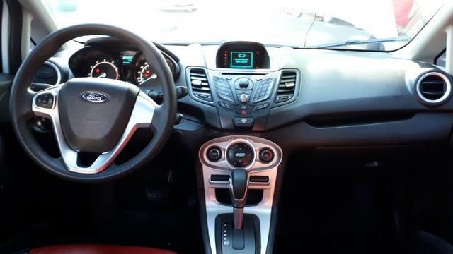 Ford Fiesta Sedan SEL 1.6 Automatico - Foto 10