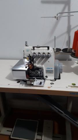 Máquina industrial de costura Overlock - Foto 3