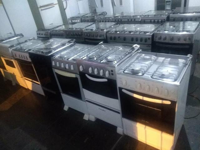 Geladeira linha branca e outros eletrodomésticos - Foto 6