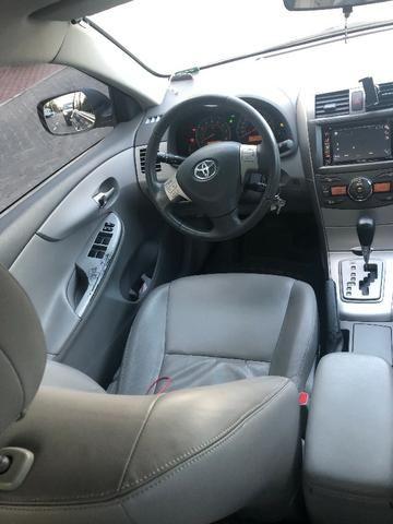 Corolla Xei 1.8 16V modelo 2009 Automático - Foto 7