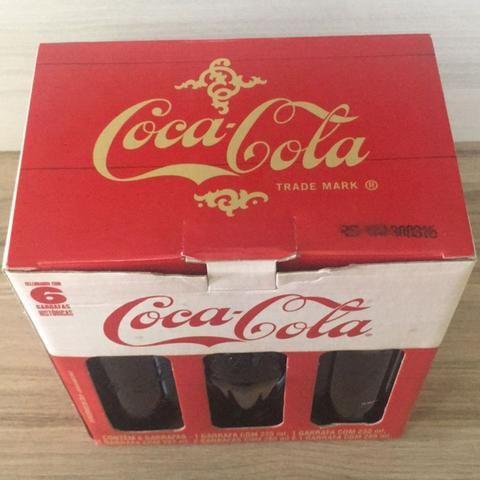 6 garrafas históricas da coca-cola - Foto 3