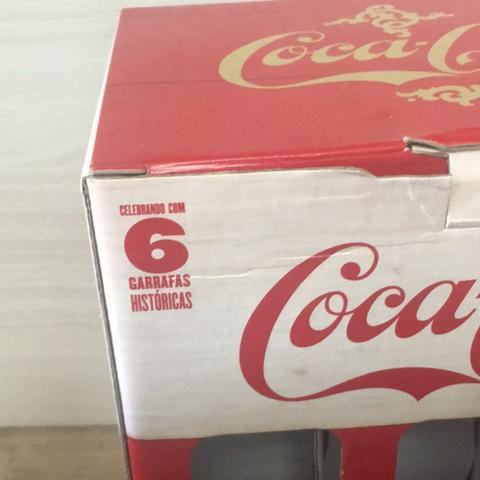 6 garrafas históricas da coca-cola - Foto 5