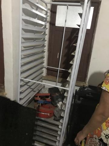 Meat Freezer e utensílios para lanchonete - Foto 6