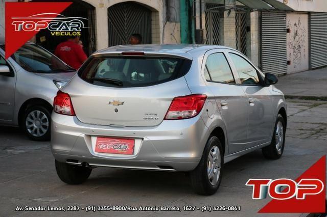 Chevrolet Onix 1.0 LT 14/15 é na Top Car! - Foto 4