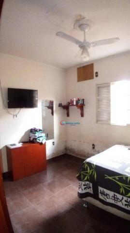 Casa com piscina e área de lazer, 3 dormitórios à venda, 144 m² por r$ 480.000 - jardim sa - Foto 16