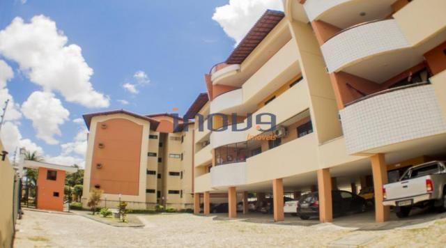 Apartamento com 3 dormitórios à venda, 76 m² por R$ 245.000 - Maraponga - Fortaleza/CE - Foto 15