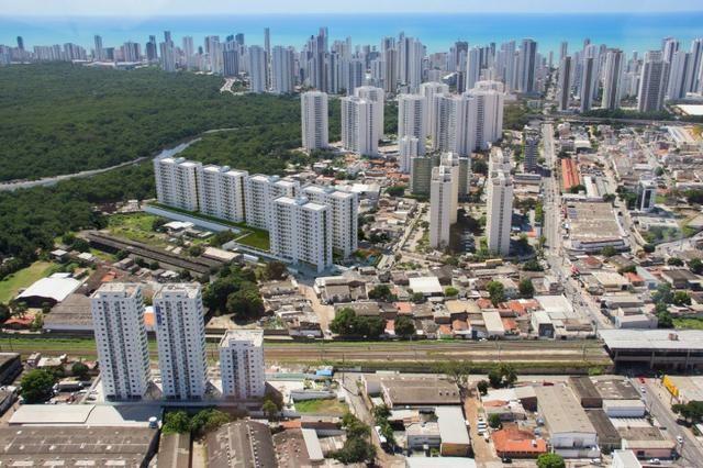JL - Lançamento, Edf. Luar do Parque, entre Boa Viagem e Imbiribeira, 2 e 3 Qurtos - Foto 17