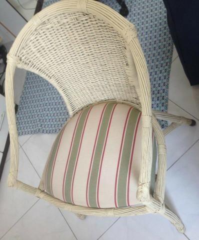 Cadeiras de Junco Natural - Foto 3