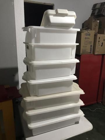 Meat Freezer e utensílios para lanchonete - Foto 3