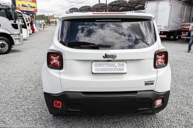 Jeep Renegade 1.8 flex Longitude Automático - Foto 5
