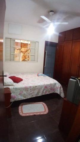 Casa com piscina e área de lazer, 3 dormitórios à venda, 144 m² por r$ 480.000 - jardim sa - Foto 12