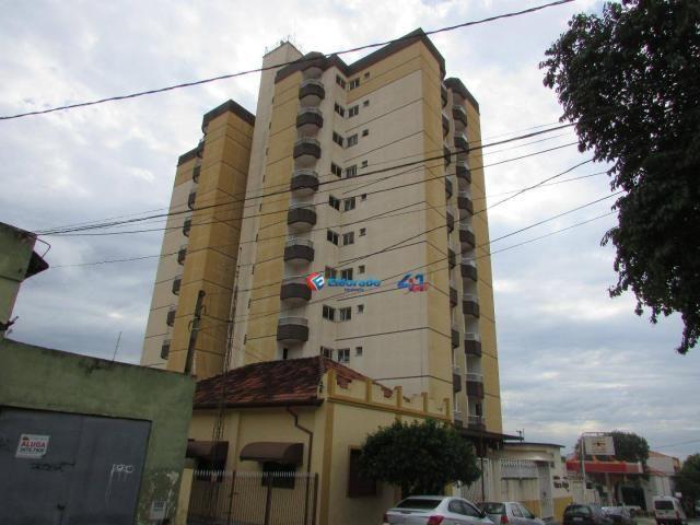 Apartamento residencial para locação, centro, nova odessa.