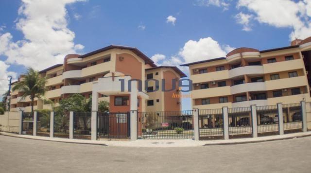 Apartamento com 3 dormitórios à venda, 76 m² por R$ 245.000 - Maraponga - Fortaleza/CE - Foto 2