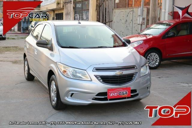 Chevrolet Onix 1.0 LT 14/15 é na Top Car! - Foto 3