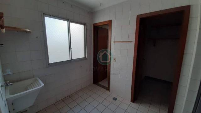 Apartamento Localização Privilegiada à venda, 126 m² por R$ 485.000 - Centro - Campo Grand - Foto 14