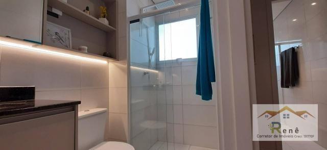 Apartamento com suíte em Hortolandia, varanda, elevador. - Foto 6