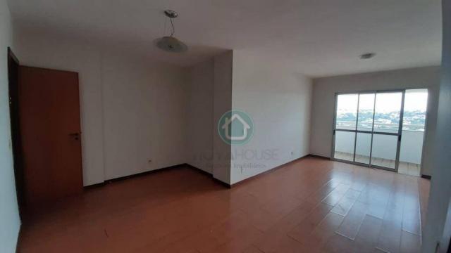 Apartamento Localização Privilegiada à venda, 126 m² por R$ 485.000 - Centro - Campo Grand - Foto 9