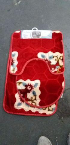 Kit de tapetes para banheiro  - Foto 3