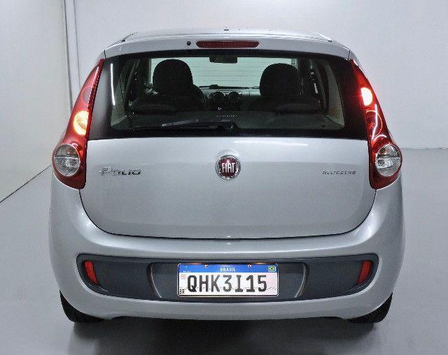 Fiat Palio Attractive 1.0 2016 - Impecável - Foto 8