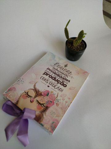 Caixa personalizada com bloquinho de anotações - Foto 4