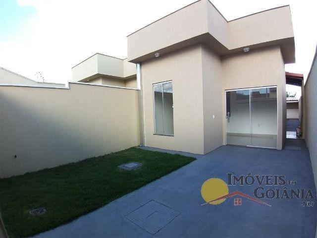 Casa para venda com 3 quartos em Residencial Alice Barbosa - Goiânia - GO - Foto 2